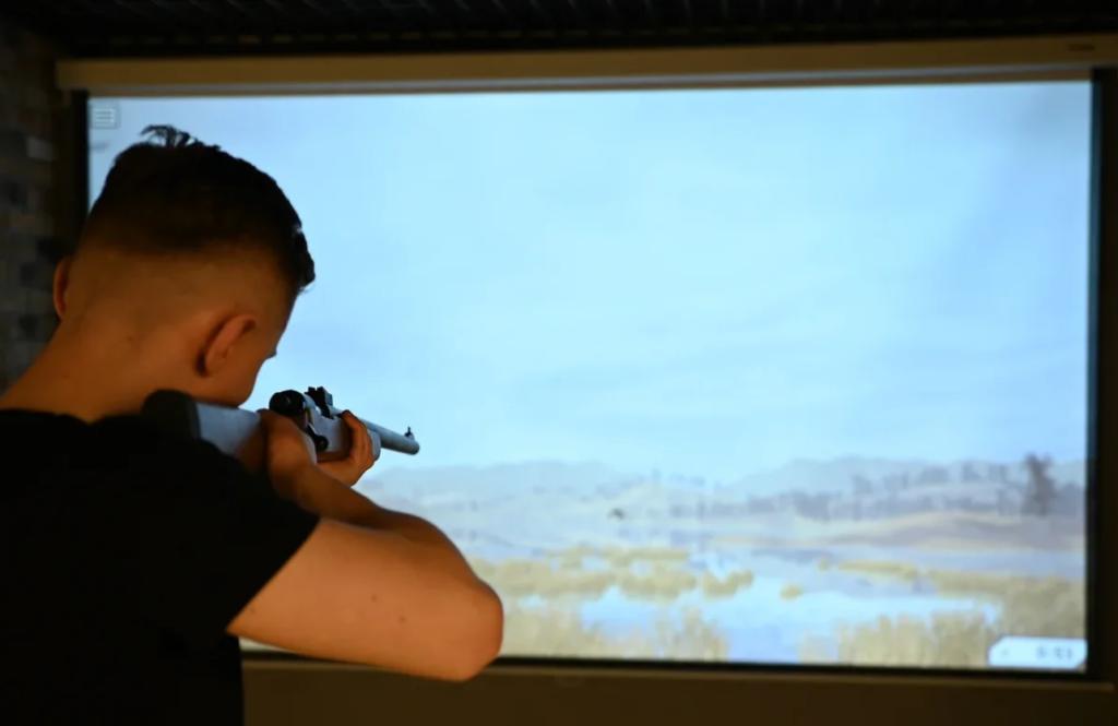 Ltir - стрелковый тренажер